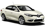 Car rental Renault Fluence