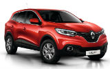 Car rental Renault Kadjar