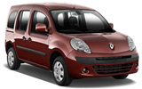 Car rental Renault Kangoo