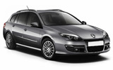 Car rental Renault Laguna Estate