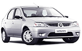 Car rental Renault Logan
