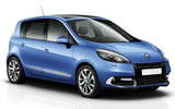 Car rental Renault Scenic