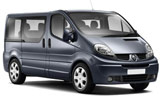 Car rental Renault Trafic