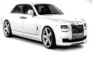 Car rental Rolls Royce Ghost
