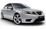 Car rental Saab 9-3