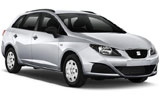 Car rental Seat Ibiza Estate