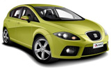 Car rental Seat Leon Diesel