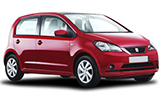 Car rental Seat Mii