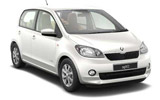 Car rental Skoda Citigo