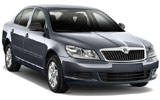 Car rental Skoda Octavia