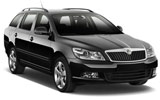 Car rental Skoda Octavia Estate 4X4