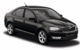 Car rental Skoda Rapid