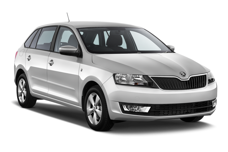 Car rental Skoda Rapid Spaceback