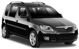 Car rental Skoda Roomster