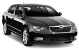 Car rental Skoda Superb