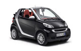 Car rental Smart Convertible