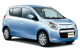 Car rental Suzuki Alto