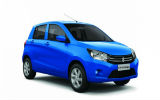 Car rental Suzuki Celerio