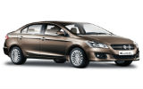 Car rental Suzuki Ciaz