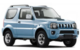 Car rental Suzuki Jimny