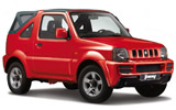 Car rental Suzuki Jimny Convertible