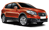 Car rental Suzuki S-Cross