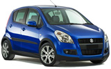 Car rental Suzuki Splash