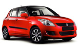 Car rental Suzuki Swift