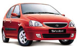 Car rental Tata Indica