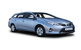 Car rental Toyota Auris Estate Hybrid