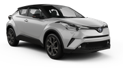 Car rental Toyota C-HR