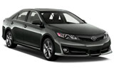 Location de voiture Toyota Camry