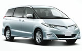 Car rental Toyota Previa