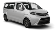 Car rental Toyota Proace