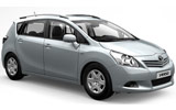 Car rental Toyota Verso