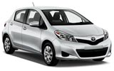 Car rental Toyota Yaris Hybrid