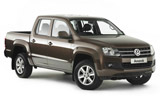 Car rental Volkswagen Amarok