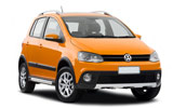 Car rental Volkswagen Cross Fox
