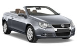Car rental Volkswagen Eos Convertible