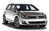 Car rental Volkswagen Golf Diesel