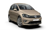 Car rental Volkswagen Golf Sportsvan