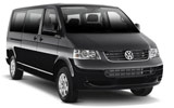 Car rental Volkswagen MultiVan