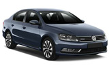 Car rental Volkswagen Passat
