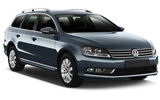 Car rental Volkswagen Passat Estate