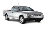Car rental Volkswagen Saveiro Pickup