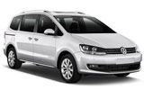 Car rental Volkswagen Sharan Diesel