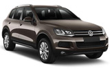 Car rental Volkswagen Touareg