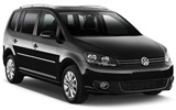 Car rental Volkswagen Touran