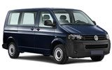 Car rental Volkswagen Transporter