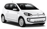 Car rental Volkswagen Up
